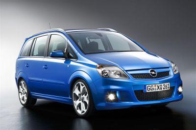 Opel Zafira OPC 240