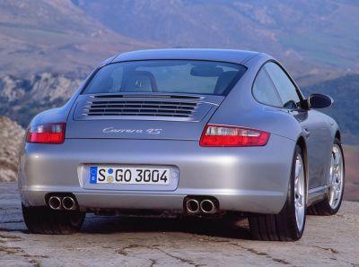 Porsche 911 Carrera 4&4S