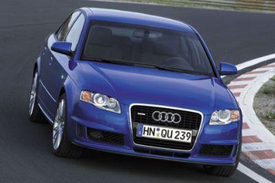 Audi A4 DTM TFSI