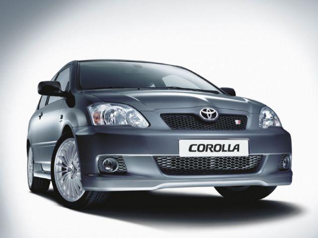 Toyota Corolla T-Sport Compressor