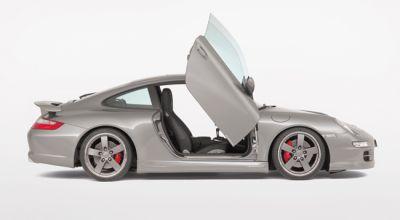 """Rinspeed Porsche 997 """"Gullwing"""""""