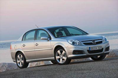 Opel Vectra restylée