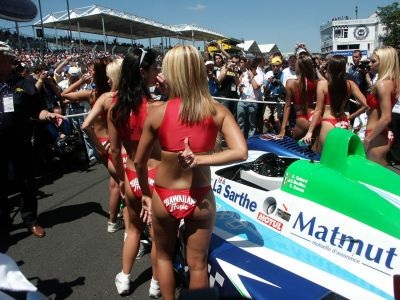 Le Mans 2005 - Pit Babes