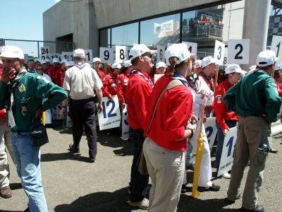 Le Mans 2005 - Ambiance