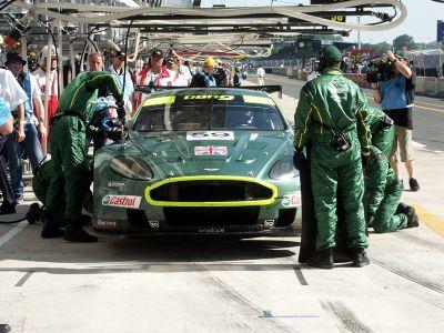 Le Mans 2005 - Aston Martin