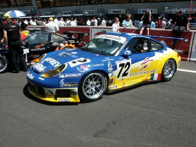 Le Mans 2005 - Teams
