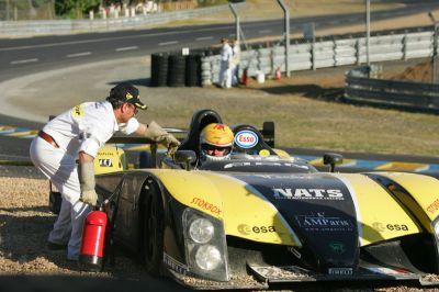 Le Mans 2005 - Course
