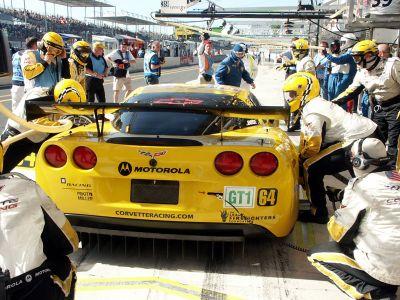 Le Mans 2005 - Corvette