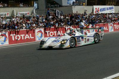 Le Mans 2005 - Arrivée