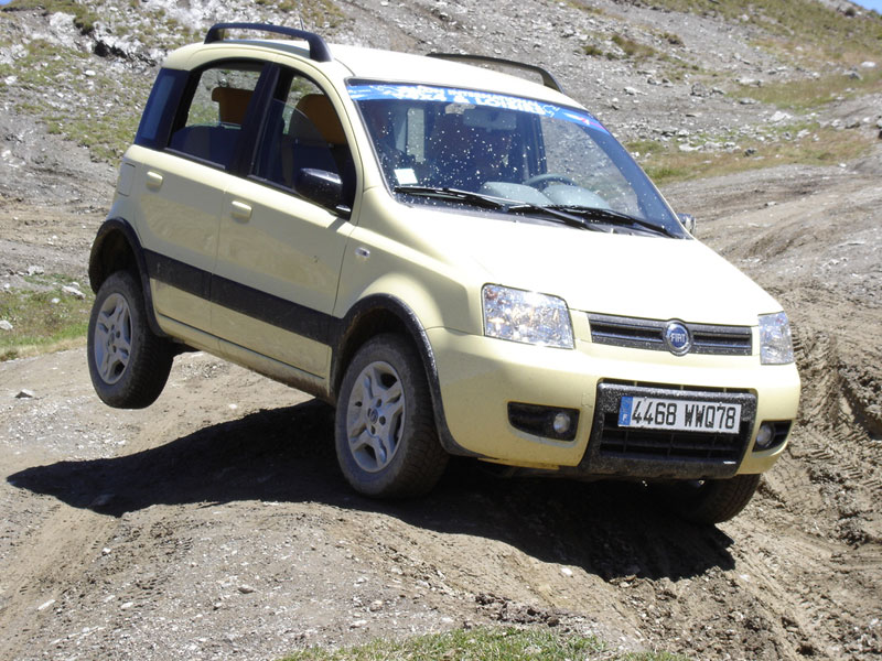 albums photos fiat panda 4x4 multijet. Black Bedroom Furniture Sets. Home Design Ideas