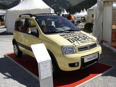 Fiat Panda 4x4 Multijet