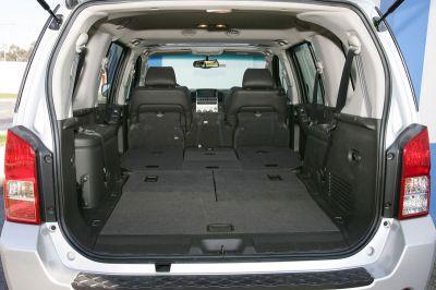 Nissan Pathfinder 4L