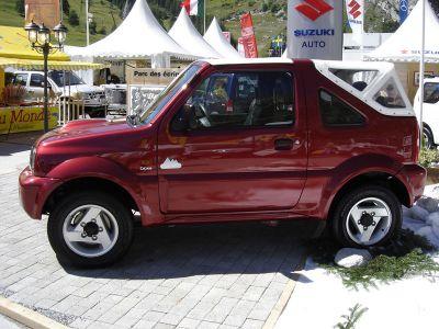 "Suzuki Jimny ""Croisière Blanche"""