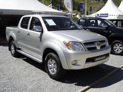 Toyota Hi-Lux 2006