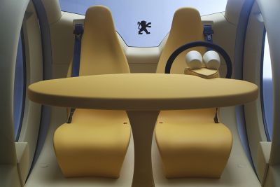 Peugeot Moovie