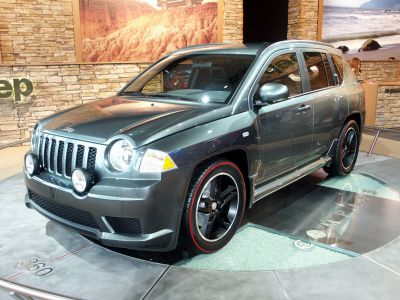 Jeep Compass (Francfort 2005)