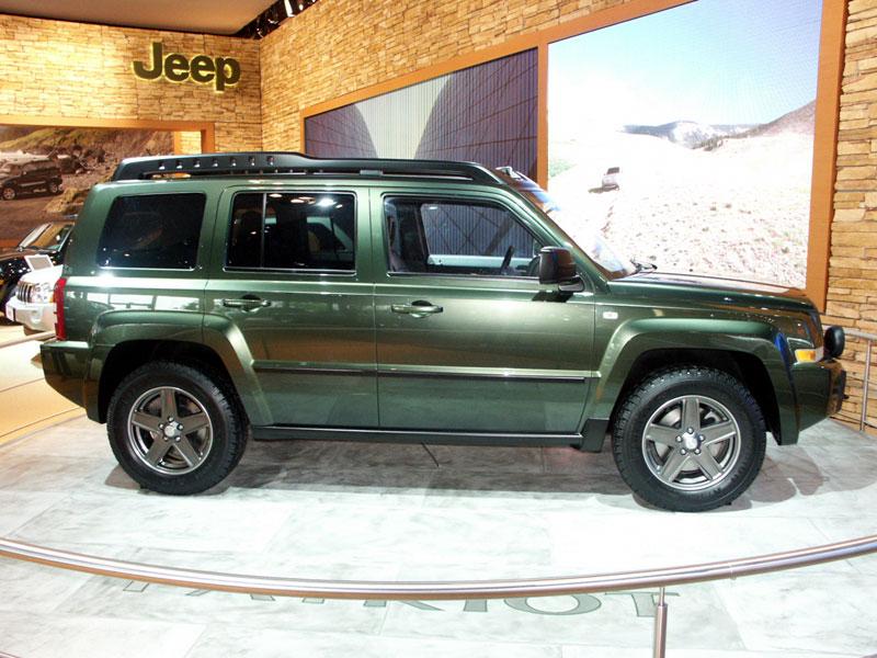 Jeep Patriot (concept-car)