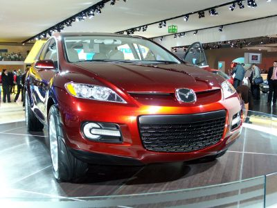 Mazda MX Crossport
