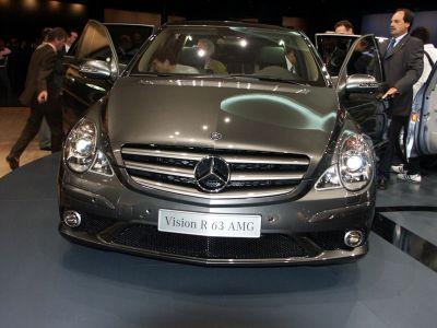 Mercedes Classe R 63AMG