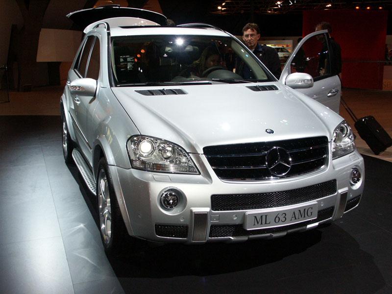 Mercedes ML 63AMG