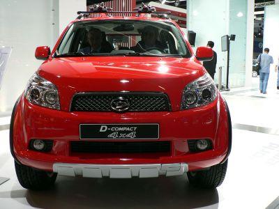 Daihatsu D-Compact 4x4