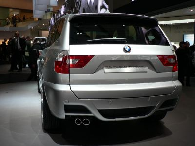 BMW X3 Efficient Dynamics