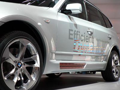 BMW X3 Efficient Dynamics