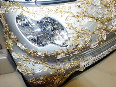 Salon Coupé / Cabriolet 2003 : clin d'oeil