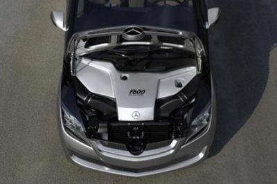 Mercedes F600 Hygenius