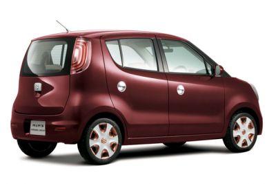 Suzuki Mom's Personnal Wagon