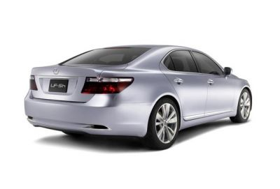 Lexus LF-SH
