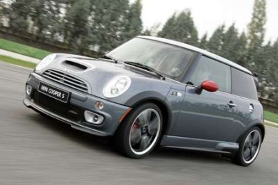 Mini John Cooper Works GP kit