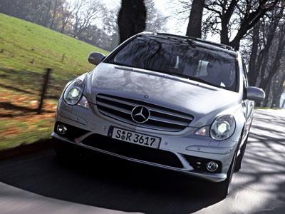 Mercedes Classe R 63 AMG