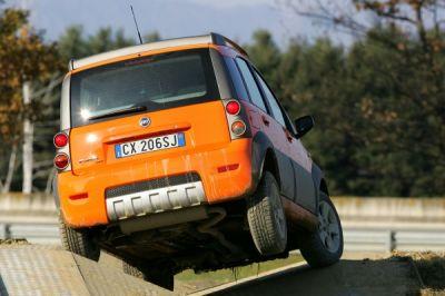Fiat Punto Cross