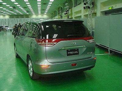 Toyota Previa 2006
