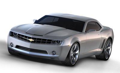 Chrysler Camaro Concept