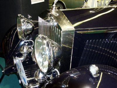 Salon Coupé / Cabriolet 2003 : Rolls Royce