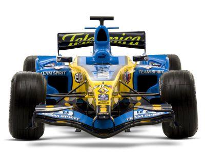 Présentation Renault R26