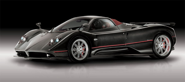 albums photos pagani zonda f roadster. Black Bedroom Furniture Sets. Home Design Ideas