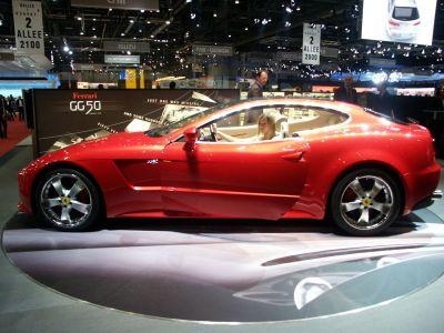 Giugiaro Ferrari GG50