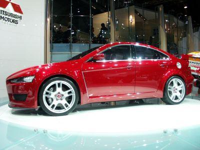 Mitsubishi Concept X