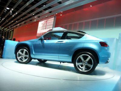 Volkswagen Concept A