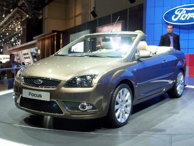 Ford Focus CC