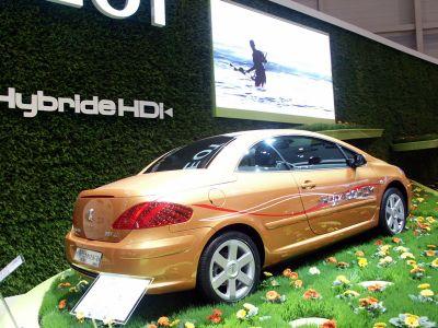 Peugeot Hybride HDI