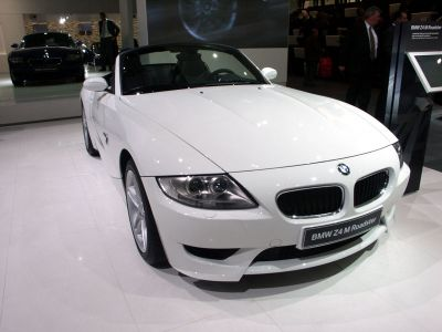 BMW Z4 Roadster M