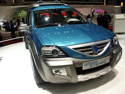 Dacia Steppe