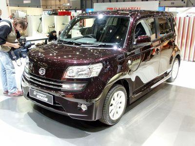 Daihatsu D-Compact Wagon