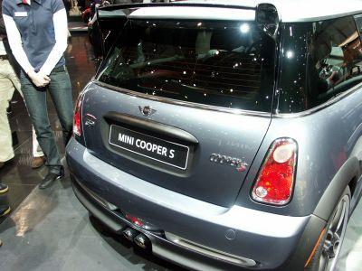Mini Cooper S GP