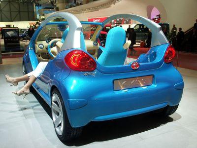 Toyota Aygo Sport