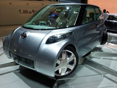 Toyota Fine-T